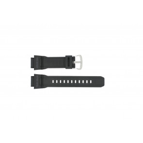 Casio cinturino dell'orologio G-9300-1 / 10388870 Silicone Nero 20mm