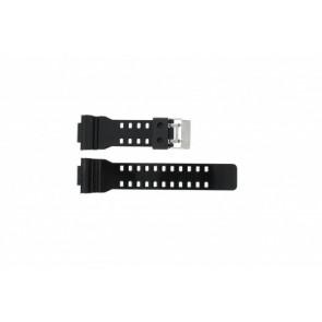 Casio cinturino orologio GA-100CS-7A Gomma Nero 16mm