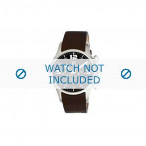 Dolce & Gabbana cinturino dell'orologio 2519774184 Pelle Marrone scuro