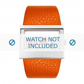 Dolce & Gabbana cinturino dell'orologio 3719240404 Pelle Arancione