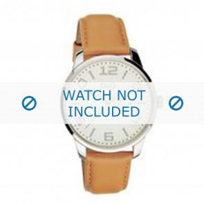 Dolce & Gabbana cinturino dell'orologio 3719340281 Pelle Marrone + cuciture marrone