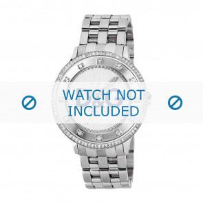 Dolce & Gabbana cinturino dell'orologio DW0133 Metallo Argento