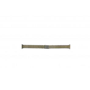 Morellato cinturino orologio D0335084 Acciaio Argento 11mm