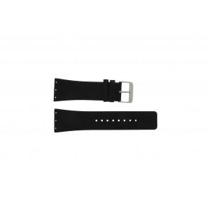 Danish Design cinturino orologio IQ12Q641 / IQ12Q767 / IQ14Q641 / IQ13Q641 Pelle Nero 28mm