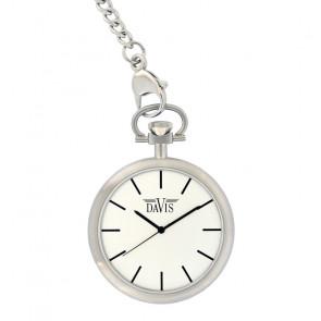 Davis 1663 orologio da taschino per Uomo