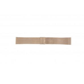 Davis cinturino dell'orologio BB0813 Metallo Salito 24mm