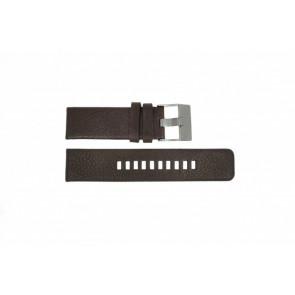Cinturino per orologio Diesel DZ1467 Pelle Marrone 24mm