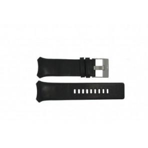 Diesel cinturino orologio DZ-3034 / DZ-3035 Pelle Nero 31mm