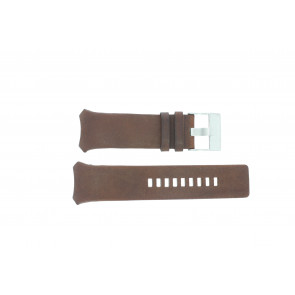 Diesel cinturino dell'orologio DZ3037 Pelle Marrone 32mm