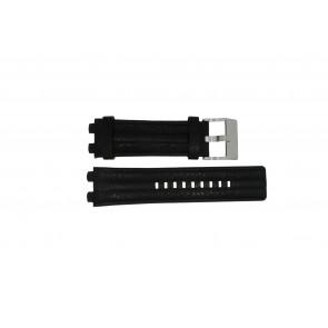 Cinturino per orologio Diesel DZ4118 / DZ4119 Pelle Nero 20mm