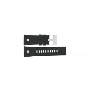 Cinturino per orologio Diesel DZ7125 / 11XXXX / 25XXXX Pelle Nero 28mm