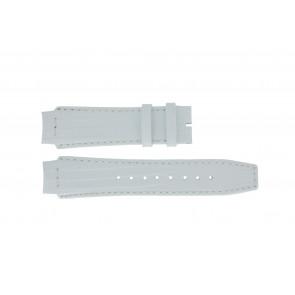 Cinturino per orologio Dolce & Gabbana DW0257 Pelle Bianco 18mm