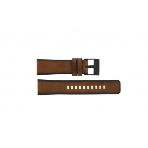 Cinturino per orologio Diesel DZ4317 Pelle Marrone 24mm