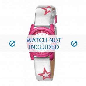Esprit cinturino dell'orologio ES000FA4-40ZI /  000FA4 Pelle Argento