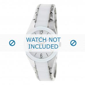 Festina cinturino dell'orologio F16534-1 Ceramica Bianco
