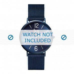 Ice Watch cinturino dell'orologio 012712 / 012713 Metallo Blu 20mm