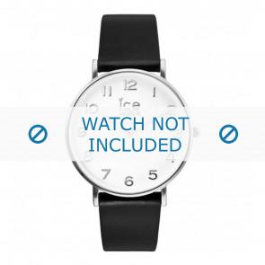 Cinturino per orologio Ice Watch 001502 / CT.BSR.36.L.16 Pelle Nero 18mm