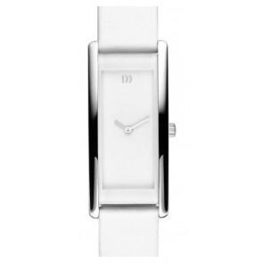 Cinturino per orologio Danish Design IV12Q937 Pelle Bianco 15mm