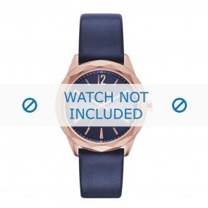 Karl Lagerfeld cinturino dell'orologio KL4004 Pelle Blu