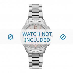 Karl Lagerfeld cinturino dell'orologio KL4005 Metallo Argento