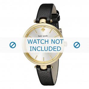 Kate Spade New York cinturino dell'orologio 1YRU0811 Pelle Nero