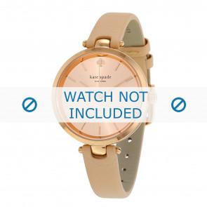 Kate Spade New York cinturino dell'orologio 1YRU0812 / Holland Pelle Beige