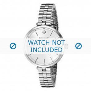 Kate Spade New York cinturino dell'orologio 1YRU0859 / Holland Metallo Argento
