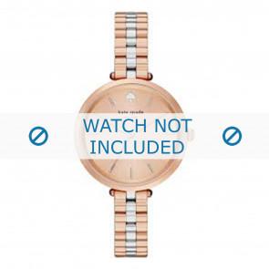 Cinturino per orologio Kate Spade New York 1YRU0860 Acciaio Multicolore 3mm