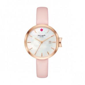Kate Spade New York cinturino dell'orologio KSW1325 Pelle Rosa
