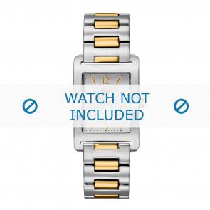 Lacoste cinturino dell'orologio LC-05-1-14-0005 / 2010307 Metallo Bi-colore
