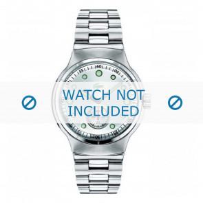 Lacoste cinturino dell'orologio LC-09-1-14-0020 / 2010315 Metallo Argento