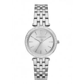 Cinturino per orologio Michael Kors MK3364 (11XXXX) Acciaio Acciaio