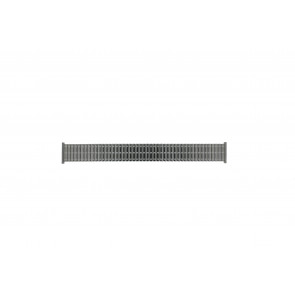 Morellato cinturino orologio  Acciaio Argento 22mm