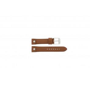 Cinturino per orologio Michael Kors MK2165 Pelle Marrone 18mm