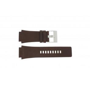 Diesel cinturino orologio DZ-1132 Pelle Marrone 25mm