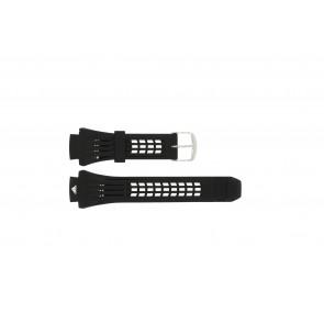 Cinturino per orologio Adidas ADP6002 Gomma Nero 18mm