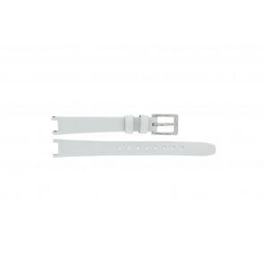 DKNY cinturino orologio NY8782 Pelle Bianco 13mm