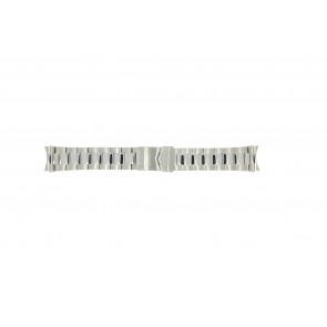 Cinturino per orologio Olympic OL26HSS276 Acciaio Acciaio 22mm