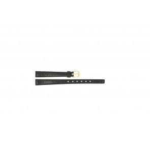 Cinturino per orologio Pulsar PS502X Pelle Marrone scuro 10mm