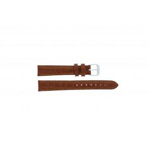 Cinturino per orologio Condor 119R.03 Pelle Marrone 14mm