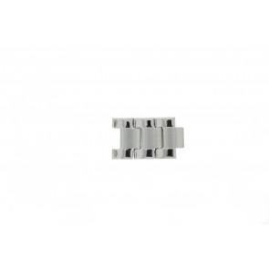 Fossil ES3202 Collegamenti Acciaio Argento 18mm (3 pezzi)