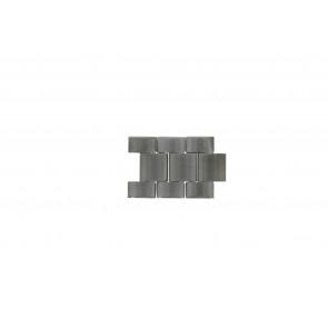 Fossil FS4662 Collegamenti Acciaio Argento 22mm (3 pezzi)