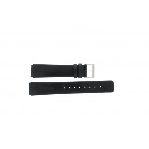 Cinturino per orologio Skagen 433LSLC Pelle Nero 18mm