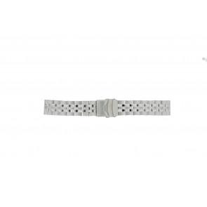 Cinturino per orologio WoW CC221 Acciaio Acciaio 24mm