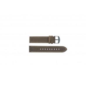 Timex cinturino orologio T49905 Pelle Marrone 20mm