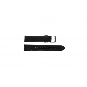 Timex cinturino orologio T2N790 Pelle Nero 18mm