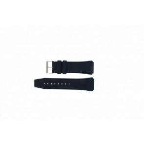 Tommy Hilfiger cinturino orologio TH1251290972 Gomma Blu 22mm