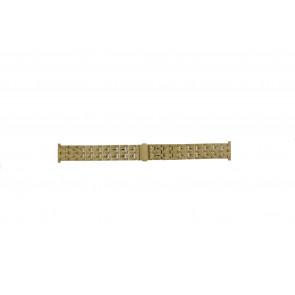 Morellato cinturino orologio U0131154 Acciaio Oro (Placcato) 20mm