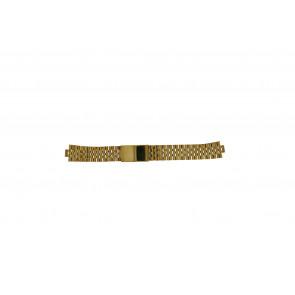 Morellato cinturino orologio U0492125   Acciaio Oro (Placcato) 18mm