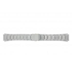 Casio cinturino dell'orologio WV-58DE-1AVEF / 10243173 Metallo Argento 23mm